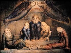 Blake-Il-conte-Ugolino-con-i-figli-b