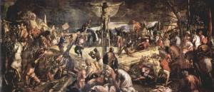 LACRICIFISSIONE_Tintoretto