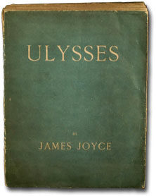 ulysses, cover
