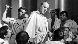 Julius-Caesar murdered