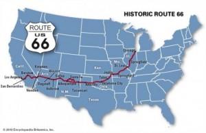 Mappa-della-Route-66